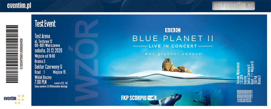 BBC Blue Planet II – Live In Concert