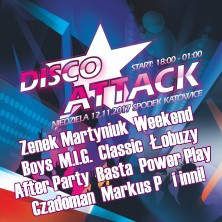 DISCO ATTACK - Bilety