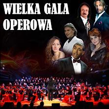 Wielka Gala Operowa KRAKÓW - Bilety