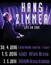 HANS ZIMMER LIVE ON TOUR 2016