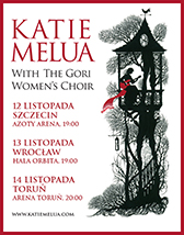 Katie Melua with Gori Women's Choir