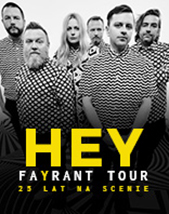 HEY: FAYRANT TOUR