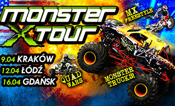 Monster X Tour 2016